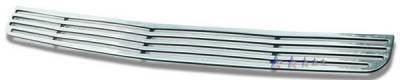 Grilles - Custom Fit Grilles - APS - Dodge Charger APS CNC Grille - Bumper - Aluminum - D96439A