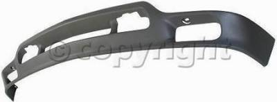 Factory OEM Auto Parts - Original OEM Bumpers - Custom - FRONT AIR DEFLECTOR