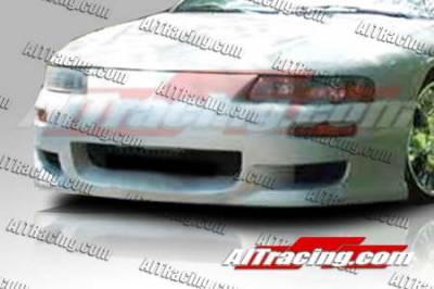 Sebring 4Dr - Front Bumper - AIT Racing - Chrysler Sebring AIT Racing TX-1 Style Front Bumper - DA95HITX1FB