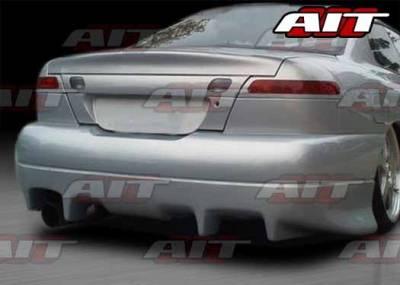 Avenger - Rear Add On - AIT Racing - Dodge Avenger AIT TX1 Style Rear Apron - DA95HITX1RL