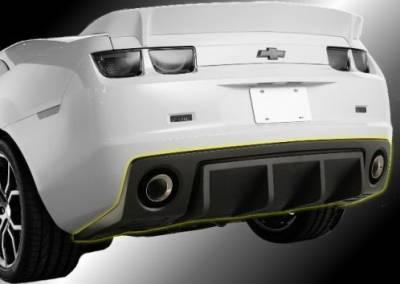 Camaro - Rear Add On - CDC - Chevrolet Camaro CDC Rear Diffuser