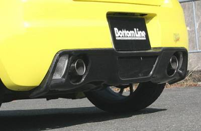 Swift - Rear Add On - Chargespeed - Suzuki Swift Chargespeed Rear Diffuser