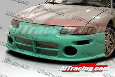 Sebring 4Dr - Front Bumper - AIT Racing - Chrysler Sebring AIT Racing Viper Style Front Bumper - DA95HIVIPFB