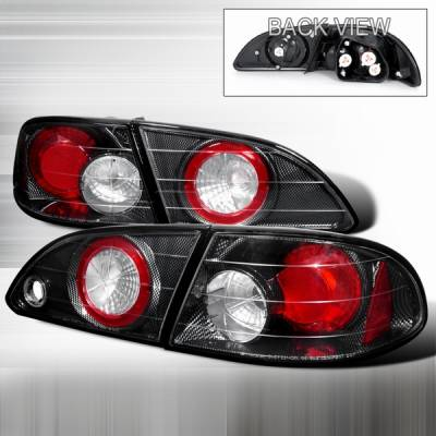 Headlights & Tail Lights - Tail Lights - Custom Disco - Toyota Corolla Custom Disco Altezza Taillights - DISC