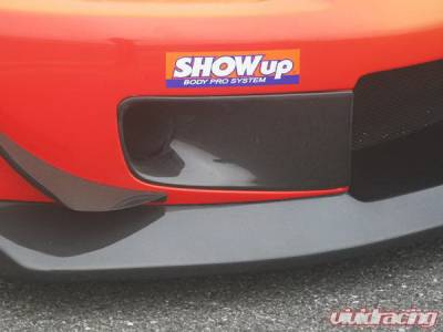 S2000 - Body Kit Accessories - Chargespeed - Honda S2000 Chargespeed Brake Duct