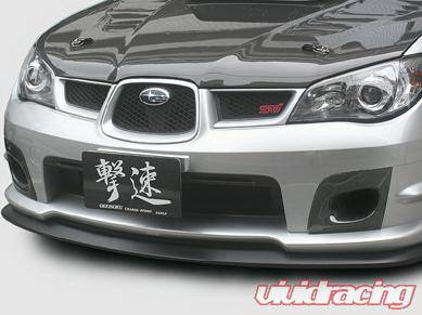 WRX - Body Kit Accessories - Chargespeed - Subaru WRX Chargespeed Brake Duct