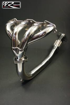 Exhaust - Headers - Weapon R - Mitsubishi Eclipse Weapon R Stainless Steel Street Header - 4-1 - 2PC - 953-114-101