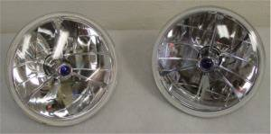 Headlights & Tail Lights - Headlights - CPC - Ford Falcon CPC Halogen Headlight - ELE-658-602