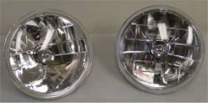 Headlights & Tail Lights - Headlights - CPC - Ford Falcon CPC Halogen Headlight - ELE-658-603