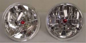 Headlights & Tail Lights - Headlights - CPC - Ford Falcon CPC Halogen Headlight - ELE-658-604