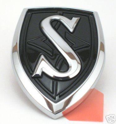 Accessories - Emblems - Custom - Silvia S Emblem