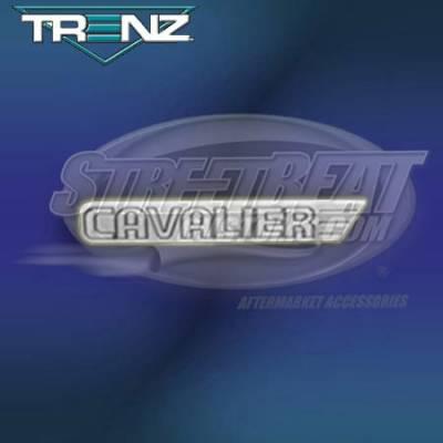 Accessories - Emblems - Custom - Trenz Cavalier Chevy Side Emblem