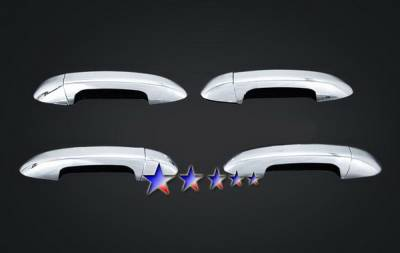 Suv Truck Accessories - Chrome Billet Door Handles - APS - Volkswagen Passat APS Door Handle Covers - DC159B