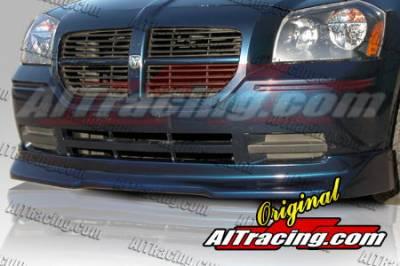 Magnum - Front Bumper - AIT Racing - Dodge Magnum AIT Racing STAR Style Front Lip - DM05BMSTAFAD