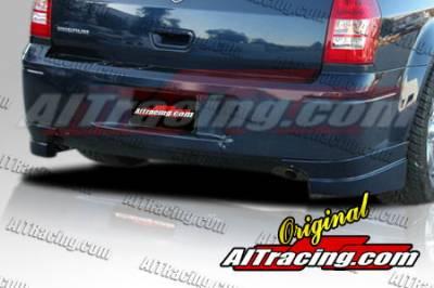 Magnum - Rear Add On - AIT Racing - Dodge Magnum AIT Racing STAR Style Rear Skirts - DM05BMSTARS