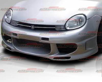 Neon 4Dr - Front Bumper - AIT Racing - Dodge Neon AIT Racing Showoff Style Front Bumper - DN00HISOSFB