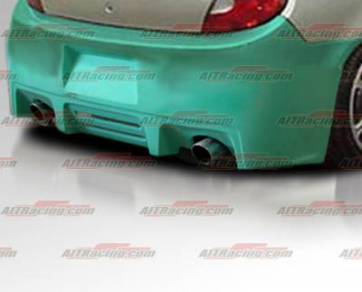 Neon 4Dr - Rear Bumper - AIT Racing - Dodge Neon AIT Racing Striker Style Rear Bumper - DN00HISTKRB