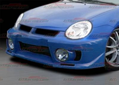 Neon 4Dr - Front Bumper - AIT Racing - Dodge Neon AIT Racing EVO Style Front Bumper - DN03HIEVOFB