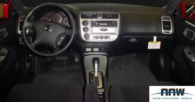 Car Interior - Interior Trim Kits - Custom - Dash Trim Kit Exclusive