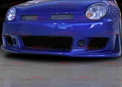 Neon 4Dr - Front Bumper - AIT Racing - Dodge Neon AIT Racing Zen Style Front Bumper - DN03HIZENFB
