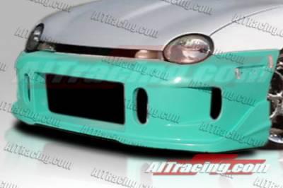 Neon 4Dr - Front Bumper - AIT Racing - Dodge Neon AIT Racing BCN-1 Style Front Bumper - DN95HIBCN1FB