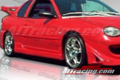 Neon 2Dr - Side Skirts - AIT Racing - Dodge Neon 2DR AIT Racing BC Style Side Skirts - DN95HIBCSSS2