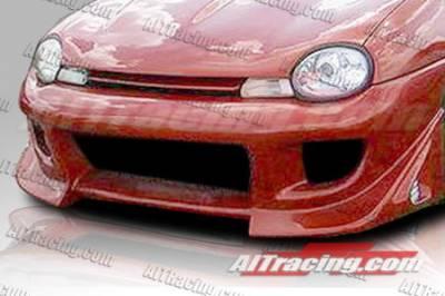 Neon 4Dr - Front Bumper - AIT Racing - Dodge Neon AIT Racing BZ Style Front Bumper - DN95HIBZSFB