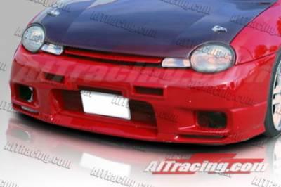 Neon 4Dr - Front Bumper - AIT Racing - Dodge Neon AIT Racing R33 Style Front Bumper - DN95HIR33FB