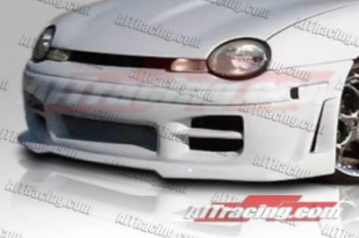Neon 4Dr - Front Bumper - AIT Racing - Dodge Neon AIT Racing R34 Style Front Bumper - DN95HIR34FB