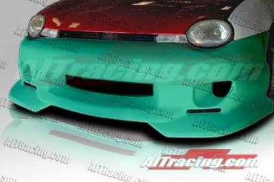 Neon 4Dr - Front Bumper - AIT Racing - Dodge Neon AIT Racing SF2 Style Front Bumper - DN95HISF2FB