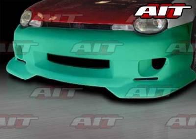 Neon 2Dr - Front Bumper - AIT Racing - Dodge Neon AIT SFII Style Front Bumper - DN95HISFIIFB