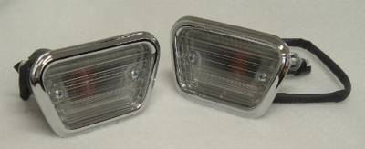 Headlights & Tail Lights - Corner Lights - CPC - Ford Mustang CPC Side Marker Light Assembly - EXT-068-205