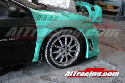 Neon 4Dr - Fenders - AIT Racing - Dodge Neon AIT Racing Z3 Style Front Fenders - DN95HIZ3SF