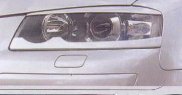 Headlights & Tail Lights - Headlights - Custom - Upper Eyebrow