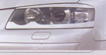 Headlights & Tail Lights - Headlights - Custom - Lower Eyebrow