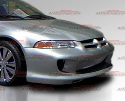 Cirrus - Front Bumper - AIT Racing - Chrysler Cirrus AIT Racing Combat Style Front Bumper - DS95HICBSFB
