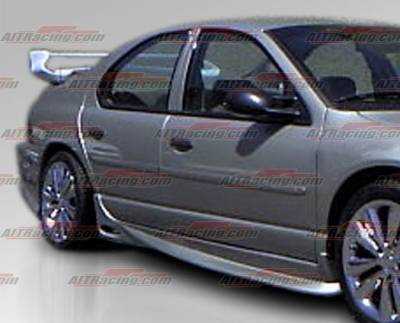 Cirrus - Side Skirts - AIT Racing - Chrysler Cirrus AIT Racing Combat Style Side Skirts - DS95HICBSSS