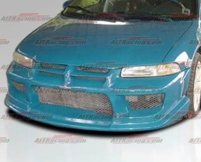 Stratus 4Dr - Front Bumper - AIT Racing - Dodge Stratus AIT Racing Drift Style Front Bumper - DS95HIDFSFB