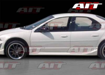 Stratus 4Dr - Side Skirts - AIT Racing - Dodge Stratus AIT Drift Style Side Skirts - DS95HIDFSSS