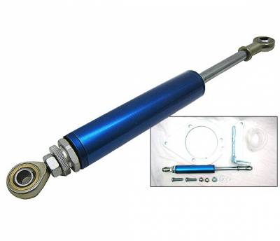 Performance Parts - Engine Internals - 4 Car Option - Mitsubishi Evolution 8 4 Car Option Engine Torque Damper - Blue - EDA-EVO8B