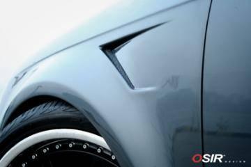 A3 - Fenders - Custom - Custom GT Fenders