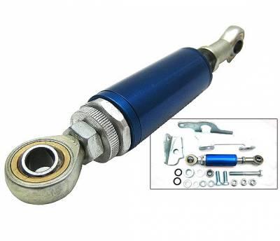 Performance Parts - Engine Internals - 4 Car Option - Honda Prelude 4 Car Option Engine Torque Damper - Blue - EDA-HP97B