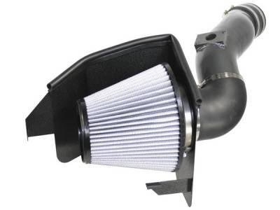 Air Intakes - Oem Air Intakes - aFe - Ford F250 aFe Full Metal Power Air Intake System - F1-03003