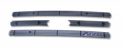 Grilles - Custom Fit Grilles - APS - Ford Expedition APS Grille - F65321H