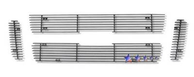 Grilles - Custom Fit Grilles - APS - Ford Explorer APS Grille - F65323H