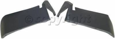 Factory OEM Auto Parts - Original OEM Bumpers - Custom - REAR BUMPER FILLER