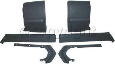 Factory OEM Auto Parts - Original OEM Bumpers - Custom - FRONT BUMPER FILLER