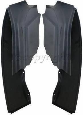 Factory OEM Auto Parts - Original OEM Bumpers - Custom - REAR BUMPER FILLER