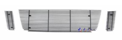 Grilles - Custom Fit Grilles - APS - Ford Explorer APS Grille - F65528H