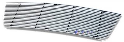 Grilles - Custom Fit Grilles - APS - Ford Expedition APS Billet Grille - Upper - Stainless Steel - F65715S